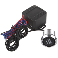 12V Automotive Engine Start Push Botton Ignition Switch For All Car