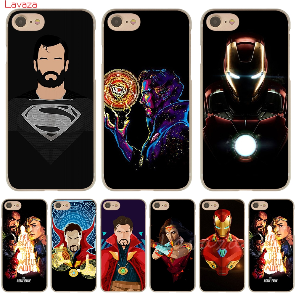 Half-wrapped Case Honey Lavaza Doctor Strange Hard Phone Case Shell For Apple Iphone 6 6s 7 8 Plus 4 4s 5 5s Se 5c For Iphone Xs Max Xr Cases Factories And Mines