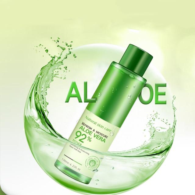120ML Natural Aloe Vera Face  1