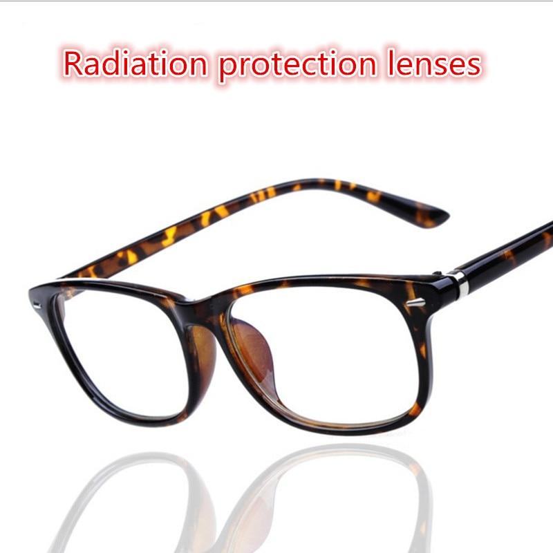 radiation protection lenses frames women men tortoiseshell reading glasses eyewear frames perfect qualitychina