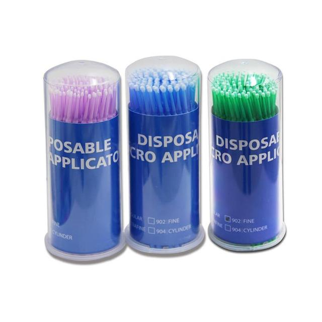 399d65f26 100 pçs lote Descartável Escova Dental Oral Tooth Dental Escolha Fio Dental  Escova Interdental Descartáveis