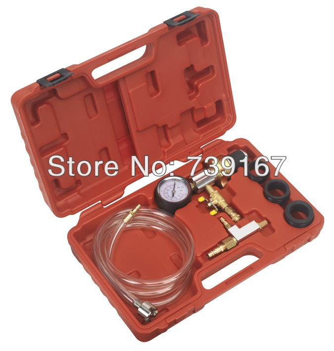 Automotive Engine Cooling System Vacuum Purge And Refill Tool Kit ST0072Automotive Engine Cooling System Vacuum Purge And Refill Tool Kit ST0072