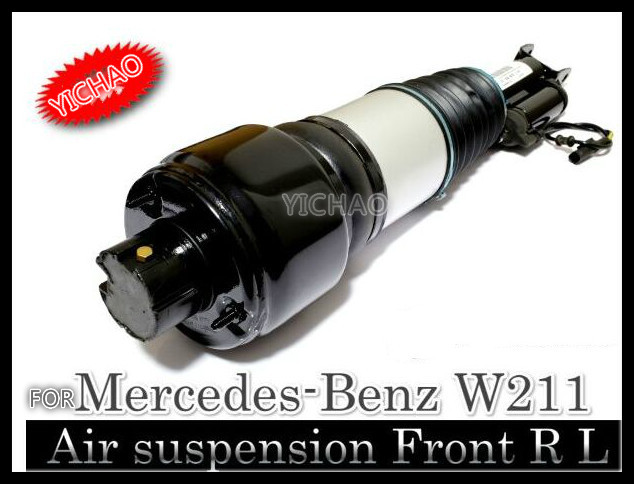 For mercedes benz w211 front left air suspension shock for Mercedes benz spare parts price list