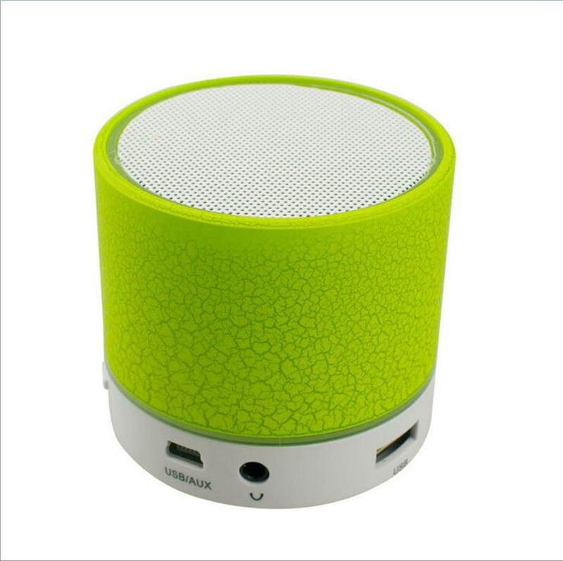 Ollivan A9 LED Bluetooth Speaker Mini Speakers Hands Free Portable Wireless Speaker With TF Card Mic USB Audio Music Player (19)