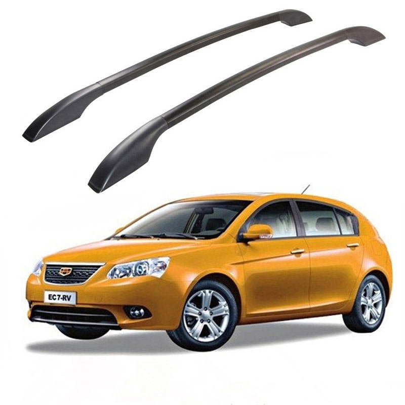 Geely Emgrand7-RV,EC7-RV,EC715-RV,EC718-RV,EC-HB,hatchback,HB ,Car roof rack side rails bars коврики в салон geely emgrand ec7 ec7 rv 2011