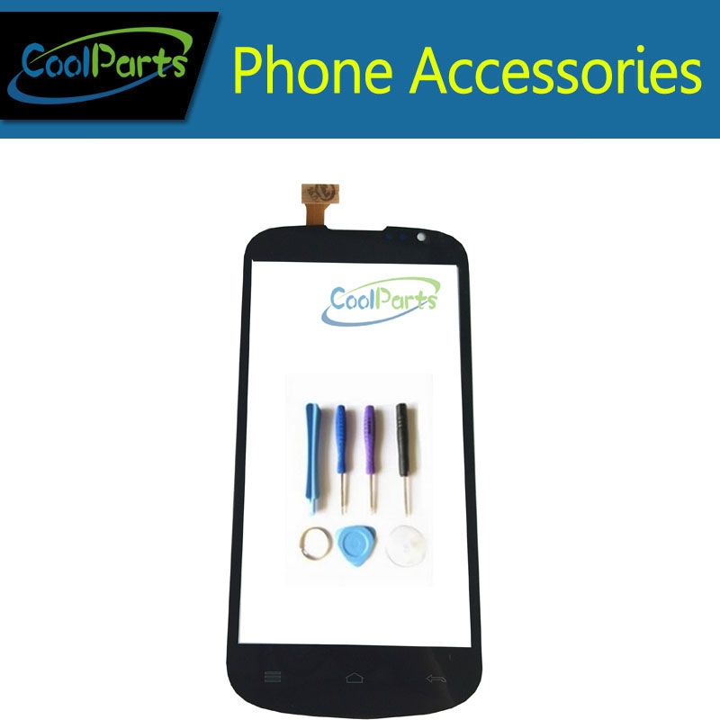 1PC/Lot High Quality For Gigabyte GSmart Aku A1 Touch Screen Digitizer Touch Panel Front Glass Replacement Part Black Color