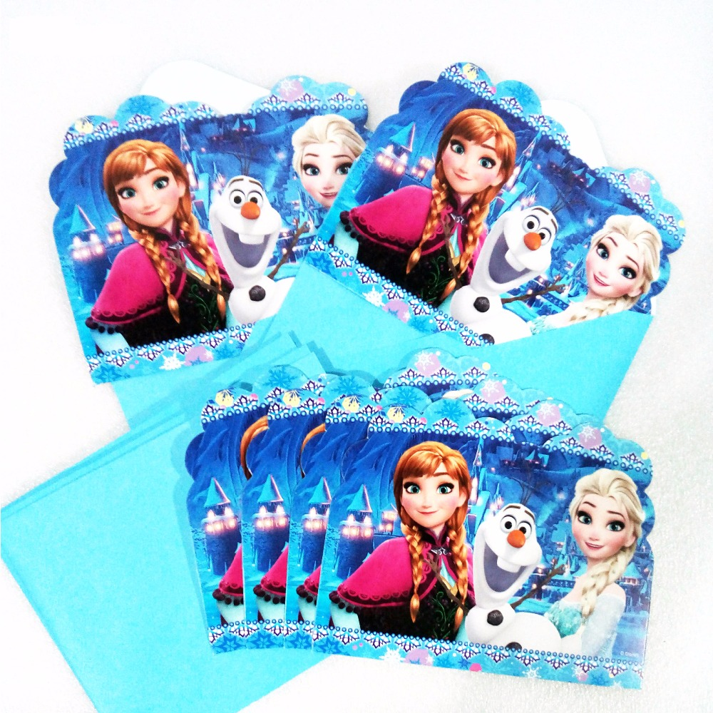 Disney Frozen Elsa And Anna happy Birthday kids Party Decorations Tablecloth Cup Plate Baby Shower Parti Supplies Favor Gift Set in Disposable Party Tableware from Home Garden