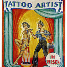 Pósteres artísticos de circo Vintage, cuadros clásicos de lienzo 1945, pósteres de pared Vintage, pegatinas para decoración del hogar, regalo
