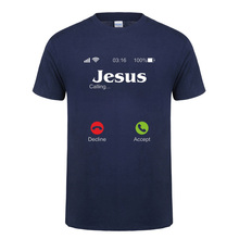 Christian T-Shirt  Jesus Is Calling
