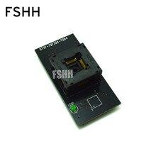 ST7F 72F324 TQ44 Programmer Adapte TQFP44 QFP44 Adapte test socket for LP Programmer