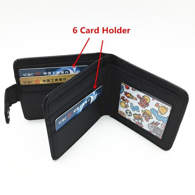 One Piece/Tokyo Ghoul//Kirito Wallet Purse