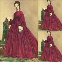 SC 197 Victorian Gothic lVitage font b Dress b font Halloween Theater Movie font b dresses