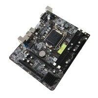 Intel P55 6 Channel Mainboard P55 A 1156 Motherboard High Performance Desktop Computer Mainboard CPU Interface LGA 1156