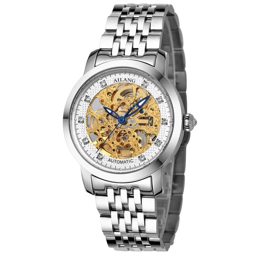 Relojes de marca de lujo para hombre reloj mecánico automático - Relojes para hombres - foto 4