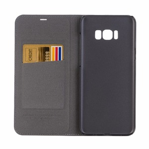 Image 3 - FDCWTS Leather Flip Cover Case For Samsung Galaxy S8 Case plus Protective Wallet Phone Cover for Galaxy S8 Plus Coque