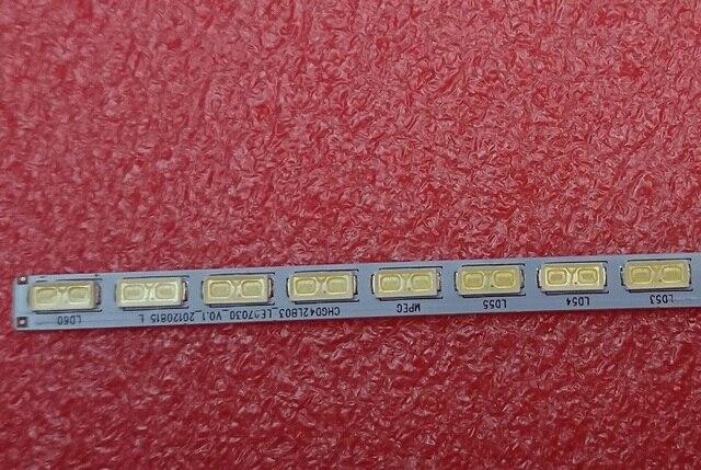 Nouveau 60 LED s 525mm LED bande de rétro-éclairage pour LG 42LS570T T420HVN01.0 74.42T23.001-2-DS1 Innotek 42 Pouces 7030PKG 60ea