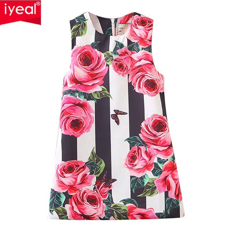 IYEAL Flower Girl Dresses Vestidos Children Wedding Dress 2018 Brand Princess Costumes for Kids Clothes Baby Girls Party Dress bow baby girls long wedding dress birthday party dresses for children flower girl lace princess costume vestidos kids clothes
