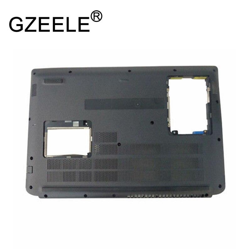купить GZEELE New for Acer Aspire A715-71G A717-71G Lower Bottom base Case cover 60.GP8N2.001 laptop replace shell по цене 4521.83 рублей