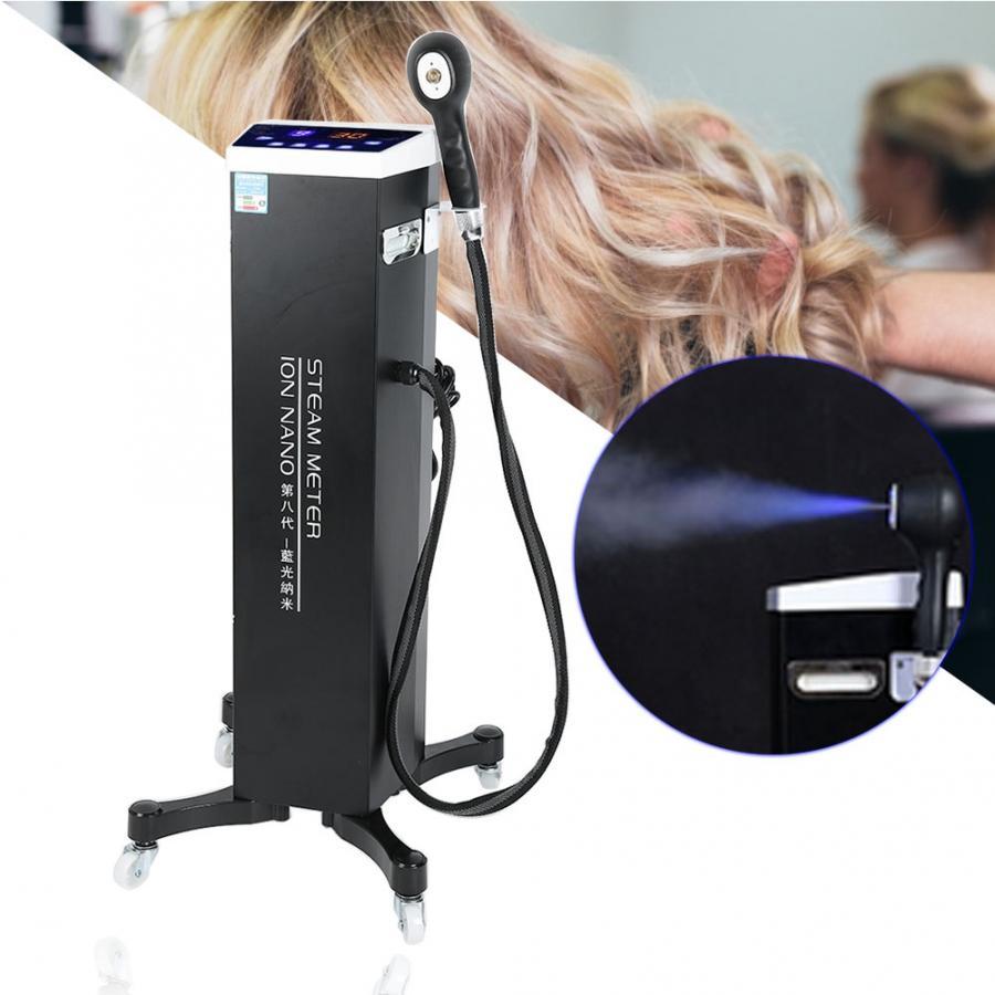 Image 2 - 3 типа нано гидратирующий распылитель для волос, уход за окрашиванием, синий светильник, Машинка для ухода за волосами bКрем для удаления волос    АлиЭкспресс