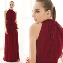 Новые летние платья для беременных, длинное шифоновое платье, одежда в богемном стиле для беременных женщин, одежда для беременных