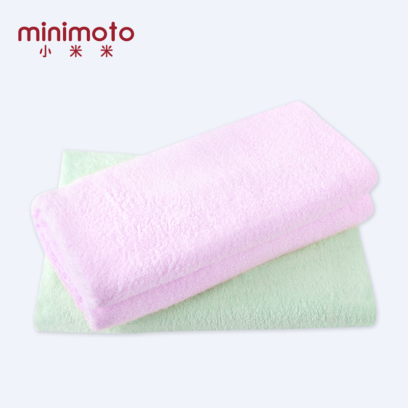 Newborn Square Baby Bath Towel for Infant Bamboo Fiber Cotton Wipe Washing Microfiber Absorbent Washcloth Kids Face Hand Towels