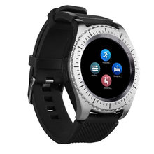 Cheap Z3 Smart Phone Watch GSM 2G SIM TF Card Dail Call Health Fitness Tracker Bluetooths Wristband with Camera Music Player(China)