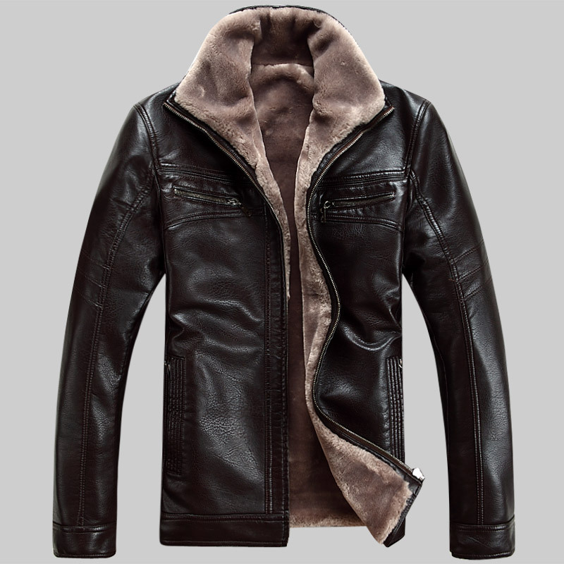 Winter Leather Jackets for Men Reviews - Online Shopping Winter ...