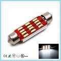 4 pcs de alta potência LEVOU luz da placa de licença 36mm 12SMD/39mm 12SMD/41 MM 12SMD e fácil de instalar, tensão de funcionamento dc 12 v.
