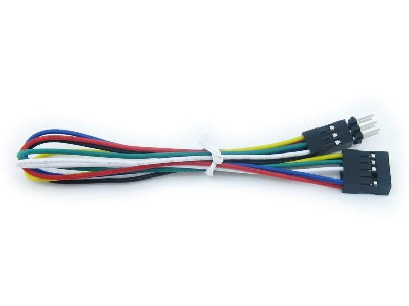 Programmeur Atmel AVR programmeur AVRISP mkII AVR fai programmeur mk2 USB AVRISP XPII dans le système prend en charge AVR Studio 5.NEW Original - 3