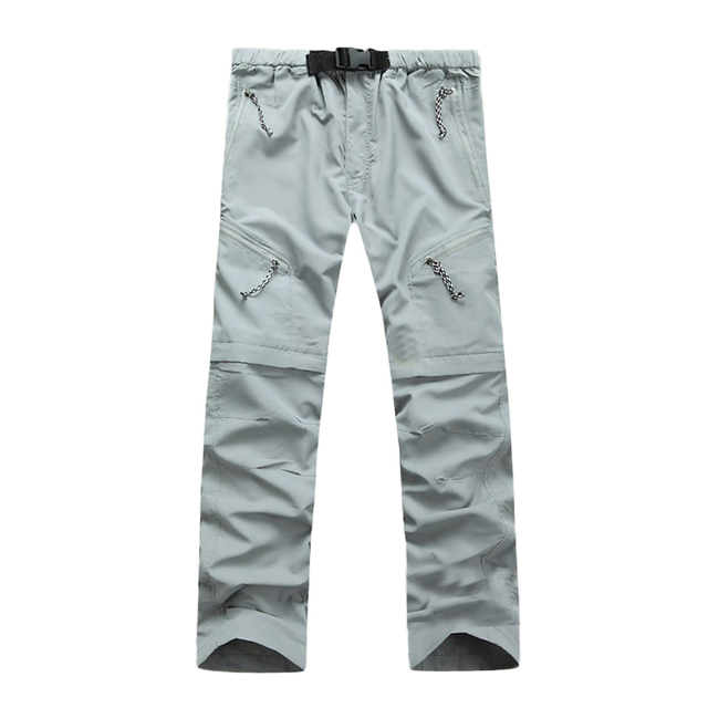 JACKSANQI Quick Dry Detachable Hiking Pants 8