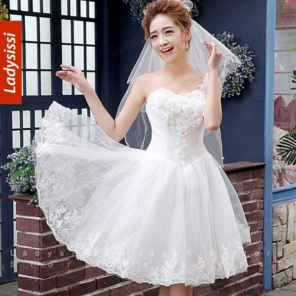 Wedding Gown Bra: LADYSISSI Princess Korean Bra Wedding Dress 2014 Latest