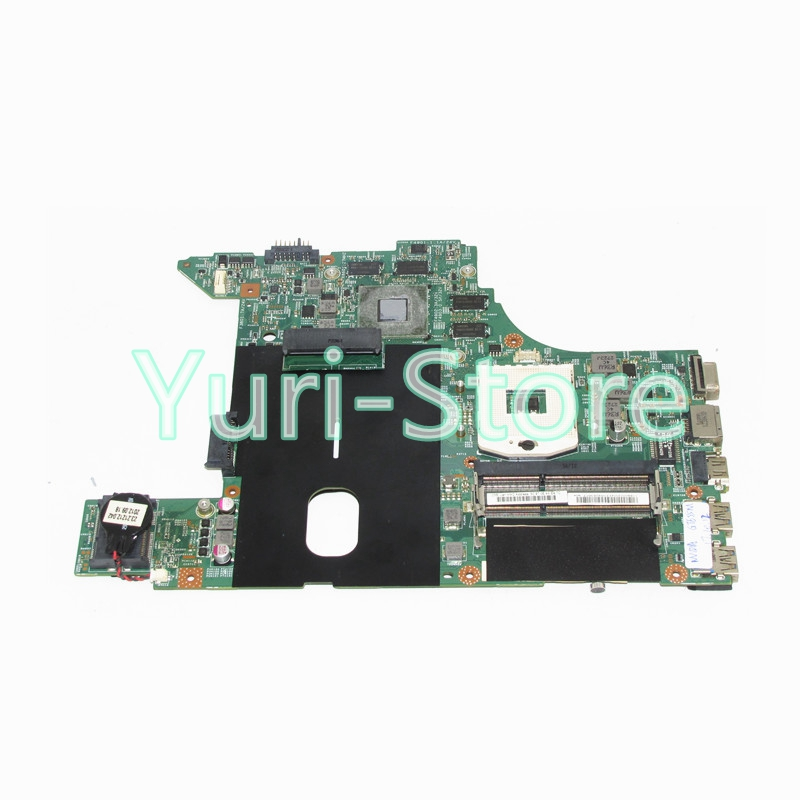 NOKOTION 11S90002004 48.4TD07.01M For lenovo Ideapad B490 laptop motherboard HM76 GT635M graphics DDR3L nokotion sps v000198120 for toshiba satellite a500 a505 motherboard intel gm45 ddr2 6050a2323101 mb a01