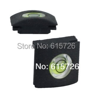 100pcs/lot wholesale Spirit Level Hot Shoe Cover Protector for Camera