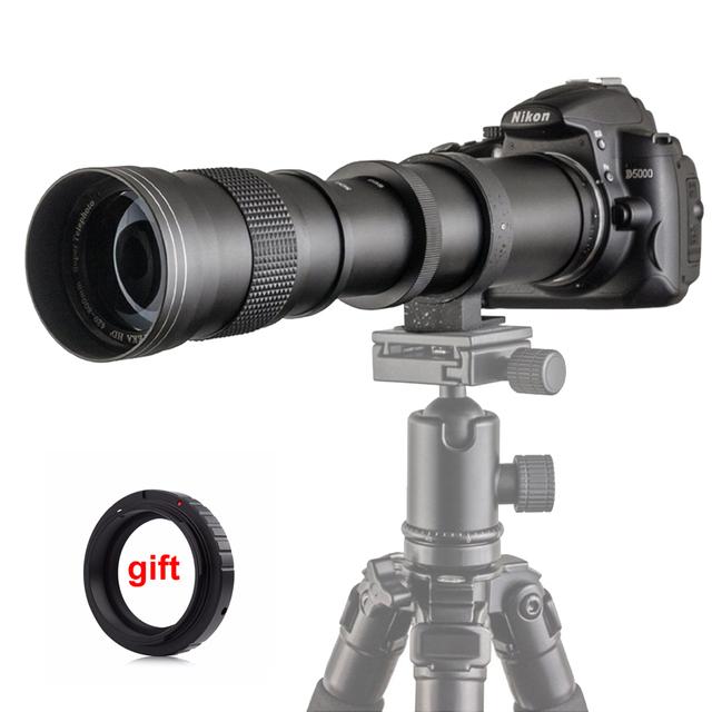 Camera Telephoto Zoom Lens