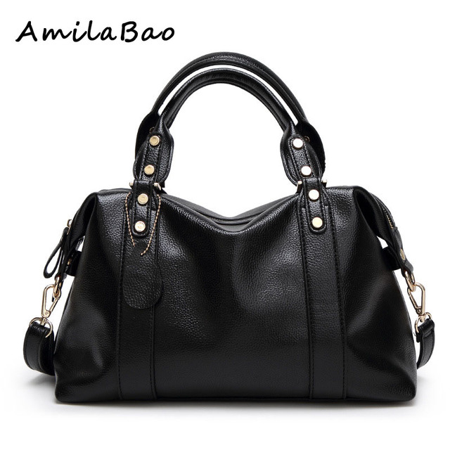 7ef9333abe italian leather handbags ladies Vintage Famous Designer Brand Bag Women Leather  Handbags Luxury Purse Fashion Shoulder ME576