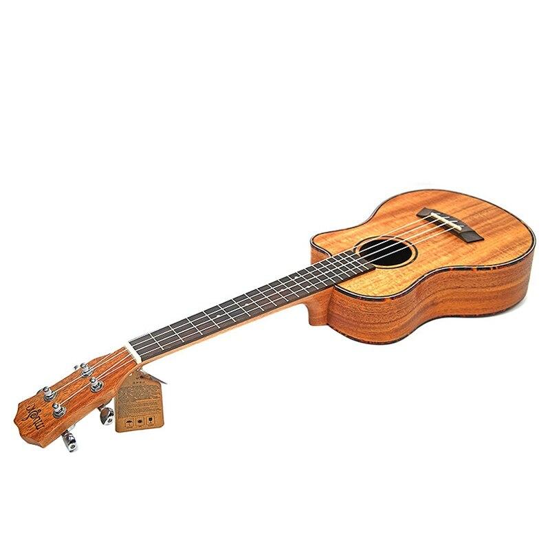 Tenor Acoustic 26 Inch Ukulele 4 Strings Guitar Travel Wood Mahogany Music Instrument in Ukulele from Sports Entertainment