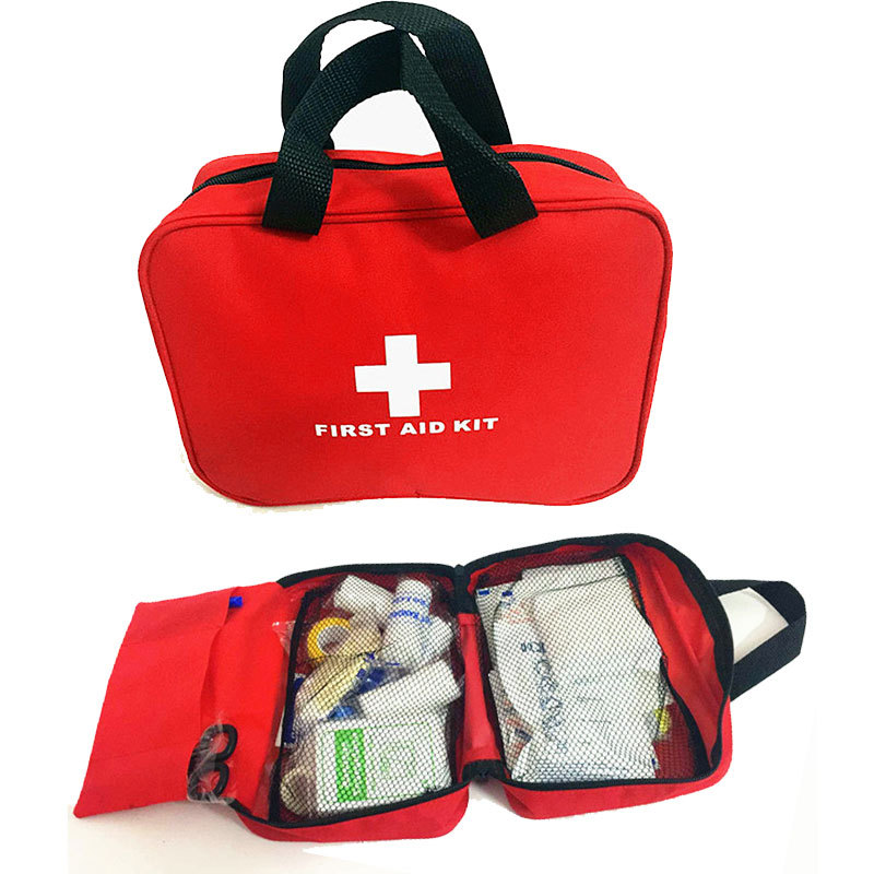 Emergency Survival  Medical Bag Hot Sale Family First Aid Kit Sport Travel Kits Home Medical Bag Outdoor Car First Aid Kit Bag