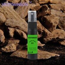VICKYWINSON Sandalwood deodorization 10ml Body Odor Clean Spray Antiperspirant Armpit Cleaner Formula Deodorant