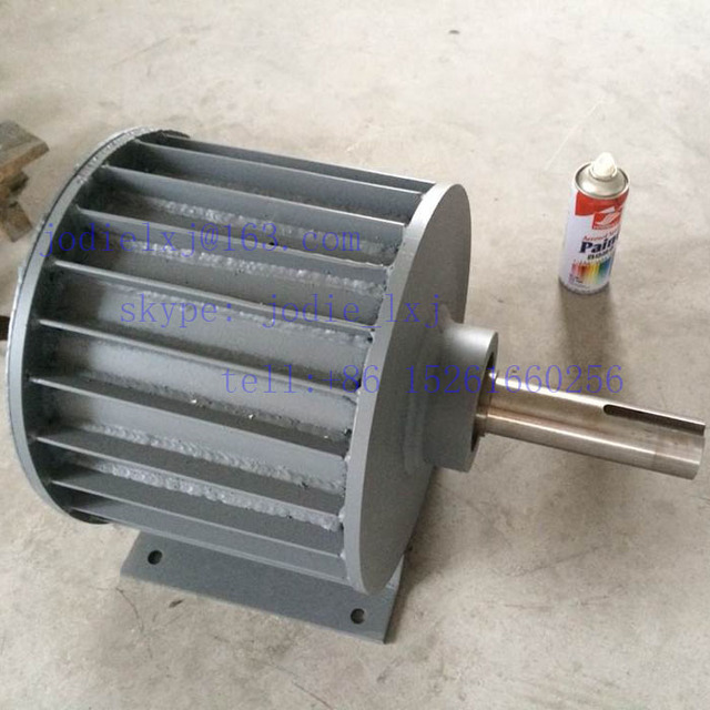 Hot selling 5000w low torque low rpm permanent magnet alternator 5000w low torque low rpm permanent magnet alternator 5kw ac output with base solutioingenieria Choice Image