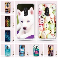 Case for Alcatel 1C 5009A 5009D 2018 Case Cover Silicone Phone Cases for Alcatel 1c 5009d 5009a Soft TPU for Alcatel 1C Fundas()