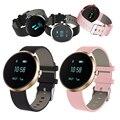 Moda S10 Pulseira Banda Inteligente Pressão Arterial e Freqüência Cardíaca Monitor de Esporte Relógio Relógio Bluetooth Chamada SMS Alerta Rastreador Atividade