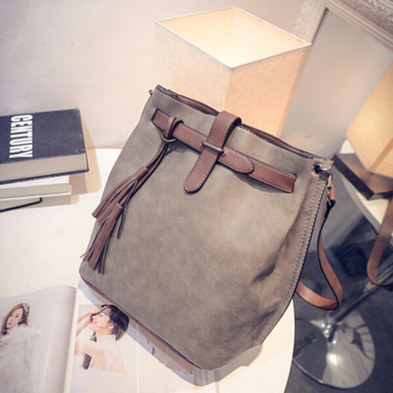 de couro marrom/vermelho/cinza/verde Tipo Pacote : Fashion Bag
