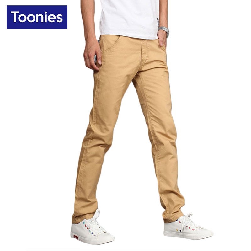 TOONIES Trousers Male Casual Men Pants Plus Size Sweatpants