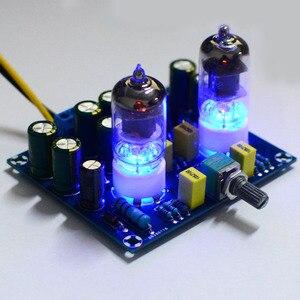 Image 5 - Cirmech tubo amplificador de vácuo hifi, placa preamplificadora de válvula eletrônica ac12v kit diy e produto acabado