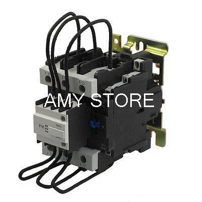 CJ19-80 Ui 500V 110V Coil 80A Pole 1NO Changeover Capacitor AC Contactor rated current 50a 3poles 1nc 1no 110v coil ith 80a ac contactor motor starter relay din rail mount