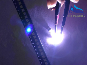 Image 5 - 2000pcs SEOUL High Power LED LED Backlight 1210 3528 2835 1W 100LM Cool white SBWVT121E LCD Backlight for TV TV Application