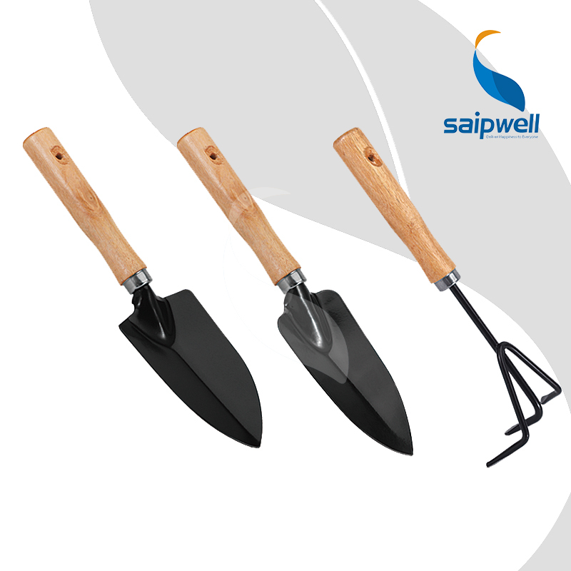 3PCS Mini Garden Tool Sets With 2 Shovels U0026 1 Harrow/ Hand Trowel , 3 Tine Hand  Cultivator Plant Tools For Flower (SP 6078) In Spade U0026 Shovel From Tools On  ...
