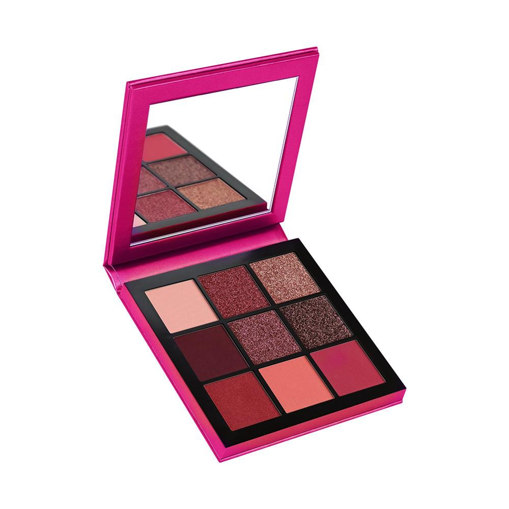 New 5Style 9Color Glitter Eyeshadow Palette Pressed Shimmer Matte Eye shadow Makeup Kit with Mirror Perfect Eyeshadow Maquillage