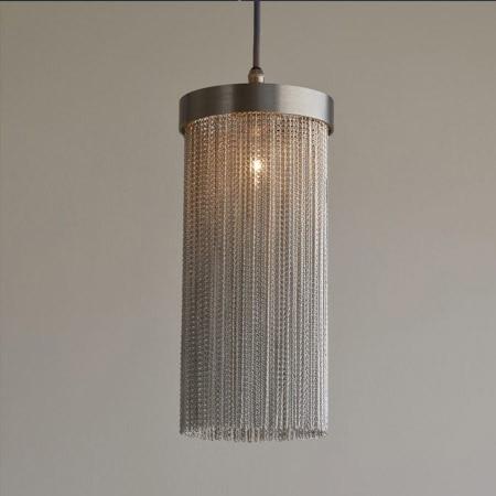 Lampes suspendues rondes design postmoderne nordique gland restaurant de luxe hôtel chaîne d'ingénierie salon art lampes suspendues