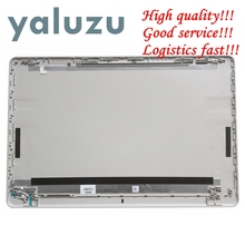 YALUZU חדש עבור HP 250 G6 255 G6 256 G6 258 G6 מחשב נייד בחזרה כיסוי LCD מקרה העליון אחורי מכסה כסף
